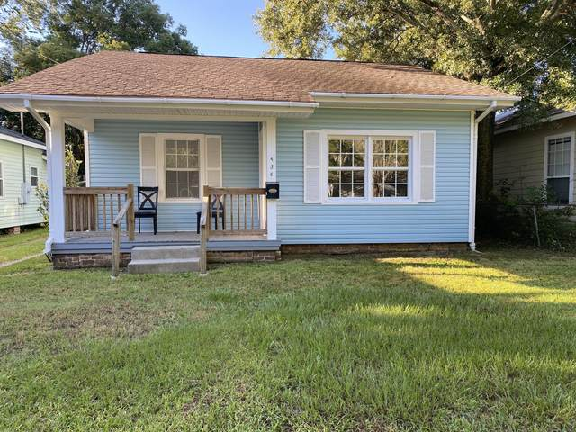 804 Mckinley Ave, Pascagoula, MS 39567 (MLS #367004) :: Coastal Realty Group