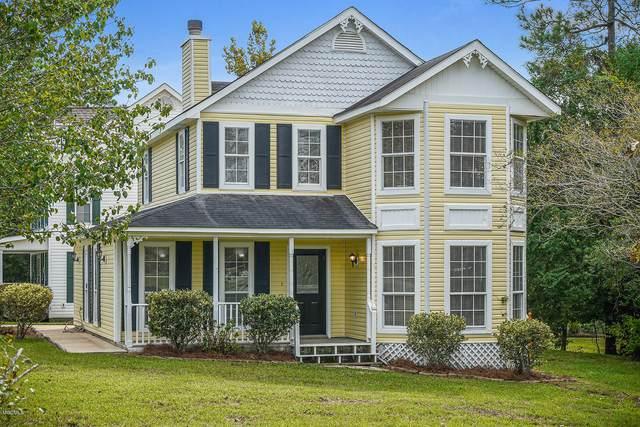 105 Red Wing Cv, Ocean Springs, MS 39564 (MLS #367011) :: Berkshire Hathaway HomeServices Shaw Properties