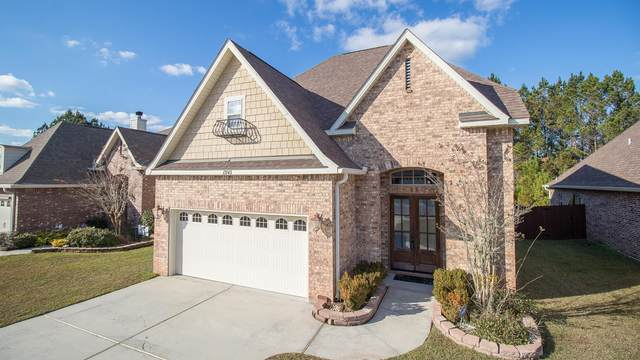 17143 Palm Ridge Dr, D'iberville, MS 39540 (MLS #367026) :: Berkshire Hathaway HomeServices Shaw Properties