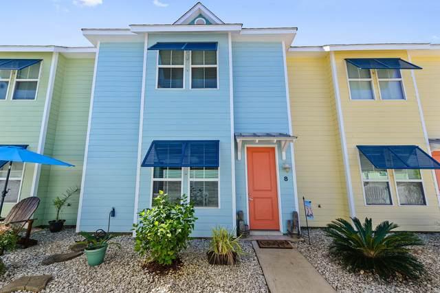 216 Carre Ct #8, Bay St. Louis, MS 39520 (MLS #367060) :: Dunbar Real Estate Inc.