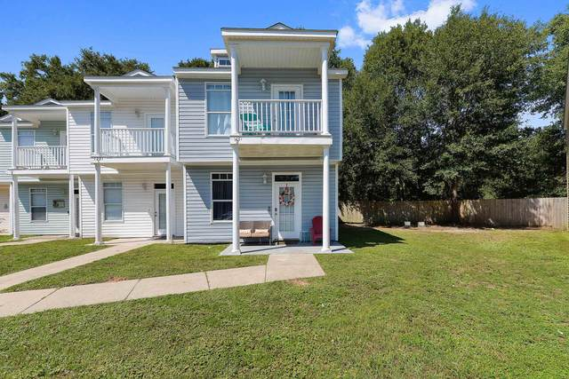 1281 Century Oaks Dr D, Gulfport, MS 39507 (MLS #367065) :: Keller Williams MS Gulf Coast