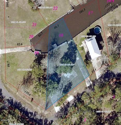 10207 Eagle Point Cir, Biloxi, MS 39532 (MLS #367105) :: Berkshire Hathaway HomeServices Shaw Properties