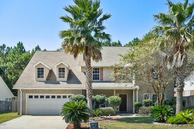 887 Brentwood Dr, Biloxi, MS 39532 (MLS #367225) :: Berkshire Hathaway HomeServices Shaw Properties