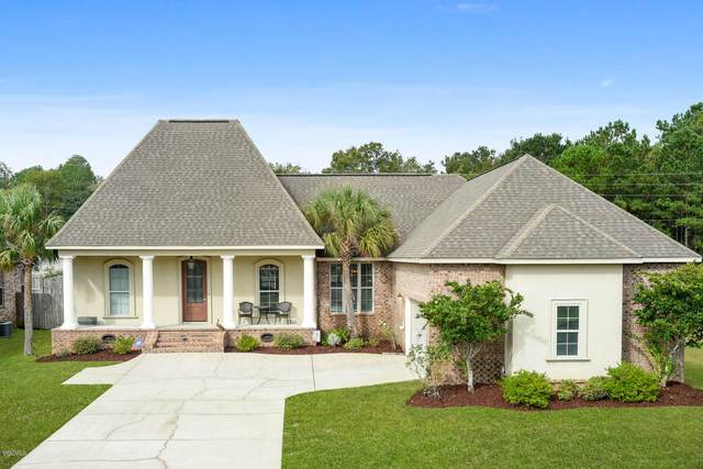 129 Belle Terre Ct, Long Beach, MS 39560 (MLS #367267) :: Coastal Realty Group