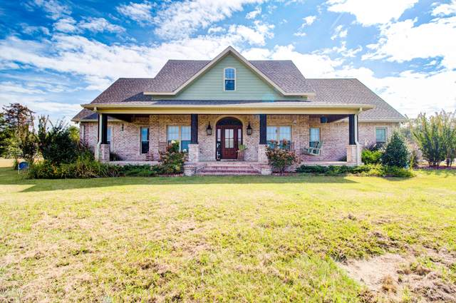 39890 Hwy 57, Leakesville, MS 39451 (MLS #367296) :: Coastal Realty Group