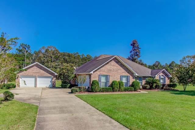 14504 Ramsay Oaks Dr, Vancleave, MS 39565 (MLS #367307) :: Berkshire Hathaway HomeServices Shaw Properties