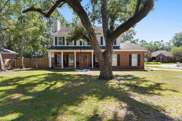 8101 Rue Hollifield, Ocean Springs, MS 39564 (MLS #367338) :: Berkshire Hathaway HomeServices Shaw Properties