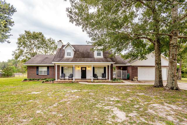 13013 Little Bluff Pl, Vancleave, MS 39565 (MLS #367433) :: Berkshire Hathaway HomeServices Shaw Properties