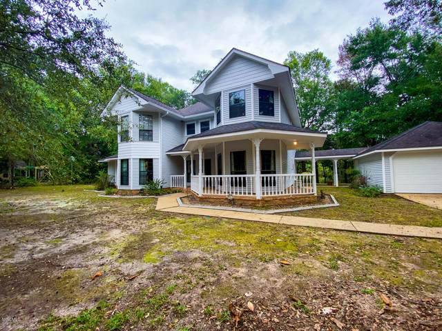 1613 Fairhaven Dr, Gautier, MS 39553 (MLS #367501) :: The Sherman Group