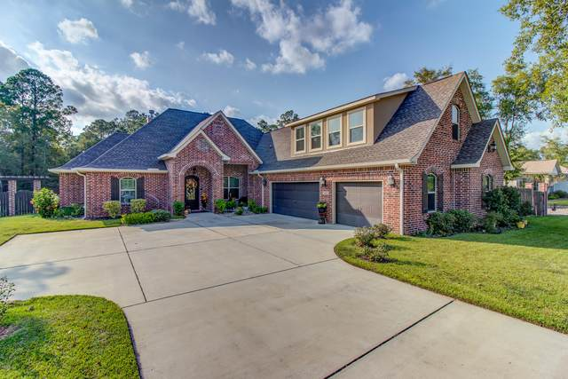 14483 Aerie Rd, Gulfport, MS 39503 (MLS #367521) :: Berkshire Hathaway HomeServices Shaw Properties