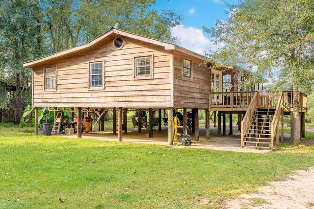 528 Bobs Landing Rd, Lucedale, MS 39452 (MLS #367602) :: Coastal Realty Group