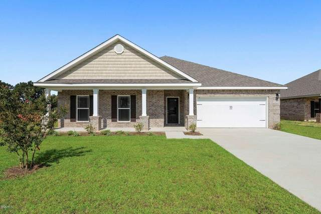 10689 Chapelwood Dr, Gulfport, MS 39503 (MLS #367621) :: Berkshire Hathaway HomeServices Shaw Properties