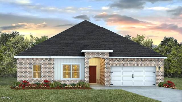 10746 Chapelwood Dr, Gulfport, MS 39503 (MLS #367624) :: Berkshire Hathaway HomeServices Shaw Properties