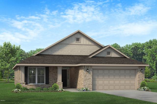 Lot 85 Canal Crossing, Gulfport, MS 39503 (MLS #367721) :: Berkshire Hathaway HomeServices Shaw Properties