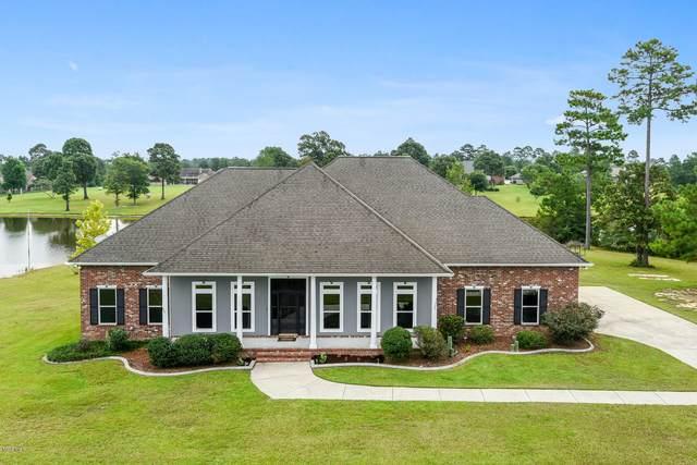 5050 Longbow Dr, Kiln, MS 39556 (MLS #367730) :: Berkshire Hathaway HomeServices Shaw Properties