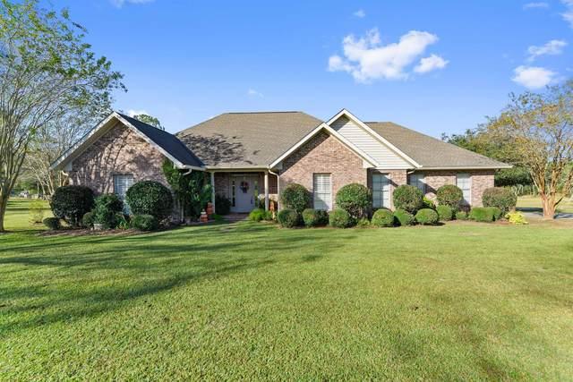 13321 Pulpwood Rd, Ocean Springs, MS 39565 (MLS #367763) :: Berkshire Hathaway HomeServices Shaw Properties