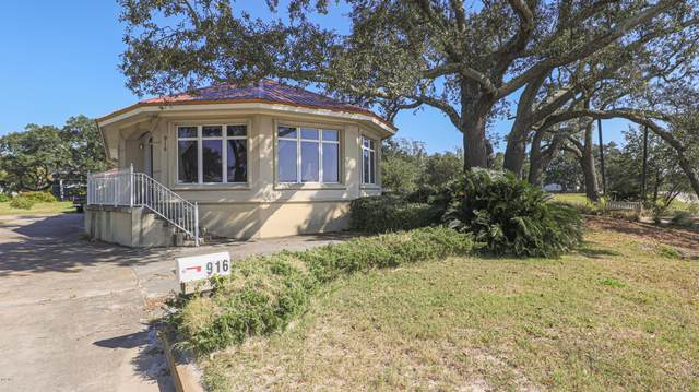 916 E Beach Blvd, Gulfport, MS 39501 (MLS #367777) :: Berkshire Hathaway HomeServices Shaw Properties