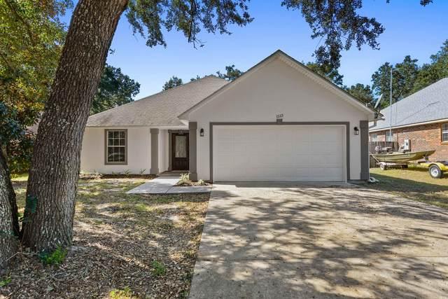 1513 Porpoise St, Ocean Springs, MS 39564 (MLS #367802) :: Berkshire Hathaway HomeServices Shaw Properties