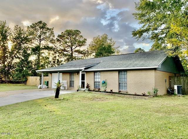 6656 Cortez Cir, Ocean Springs, MS 39564 (MLS #367803) :: The Demoran Group of Keller Williams