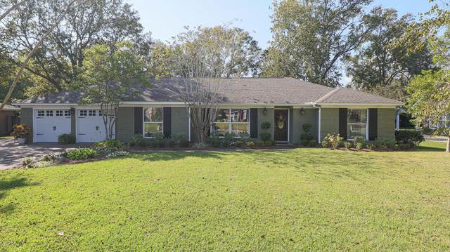 25 Cambridge Ave, Gulfport, MS 39507 (MLS #367822) :: Berkshire Hathaway HomeServices Shaw Properties