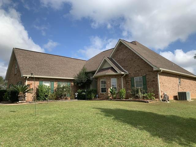 7 Wedgewood Dr, Carriere, MS 39426 (MLS #367834) :: Berkshire Hathaway HomeServices Shaw Properties