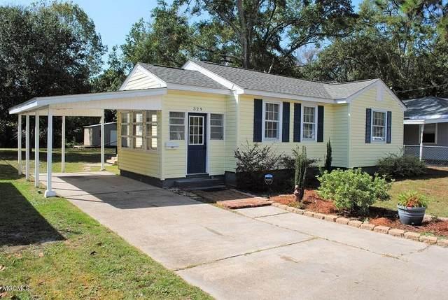 329 Hiller Dr, Biloxi, MS 39531 (MLS #367852) :: Berkshire Hathaway HomeServices Shaw Properties