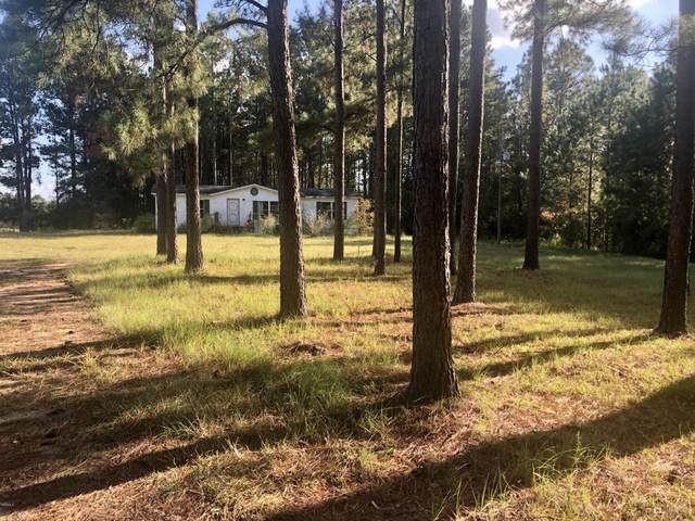 351 Loarn Morris Freeman Rd, Richton, MS 39476 (MLS #367886) :: Berkshire Hathaway HomeServices Shaw Properties