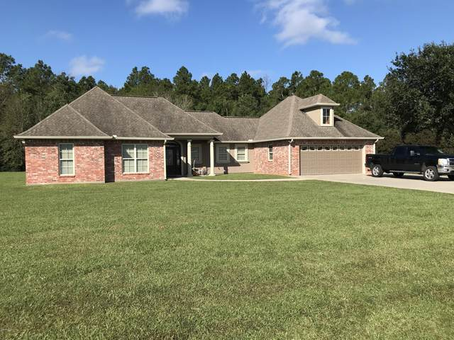 347 North Hill Dr, Carriere, MS 39426 (MLS #367914) :: The Demoran Group of Keller Williams