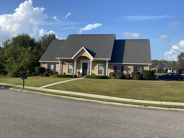 15405 Overlook Dr, Gulfport, MS 39503 (MLS #367937) :: The Sherman Group