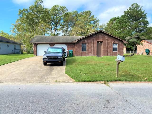 2621 Auburn Dr, Gautier, MS 39553 (MLS #367939) :: Berkshire Hathaway HomeServices Shaw Properties