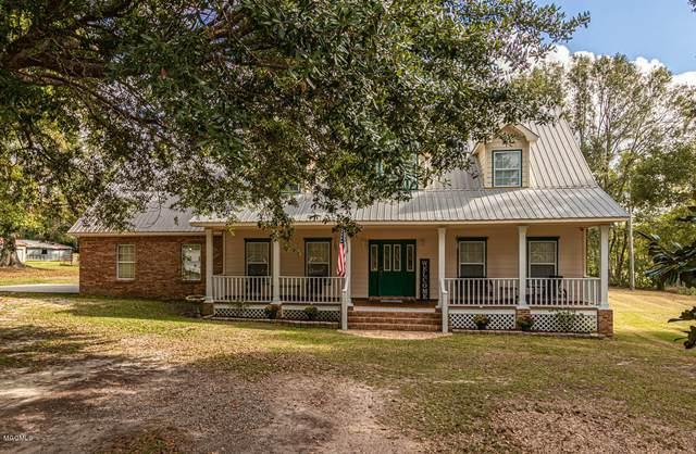 10836 Old Fort Bayou Rd, Vancleave, MS 39565 (MLS #367947) :: The Demoran Group of Keller Williams