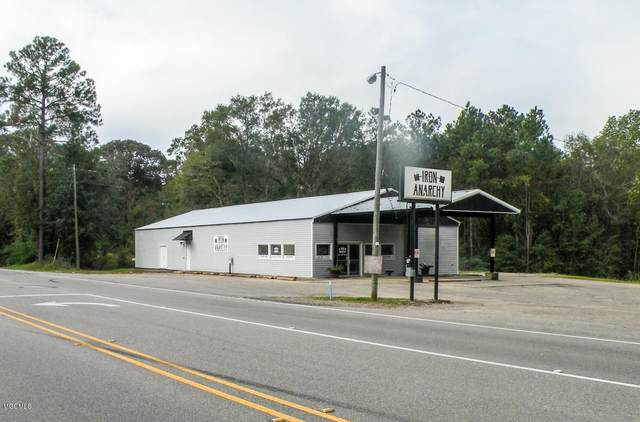 9231 Old Highway 63 South, Lucedale, MS 39452 (MLS #368045) :: Exit Southern Realty