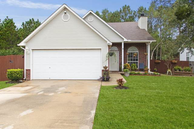 11410 Fairfield Ln, Gulfport, MS 39503 (MLS #368102) :: Berkshire Hathaway HomeServices Shaw Properties