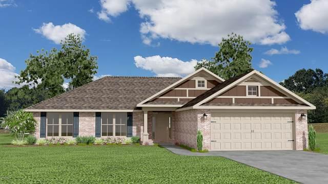 Lot 45 Emerald Lake Estates, Biloxi, MS 39532 (MLS #368165) :: Berkshire Hathaway HomeServices Shaw Properties