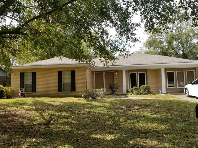 4703 Robinhood Dr, Pascagoula, MS 39581 (MLS #368213) :: The Sherman Group