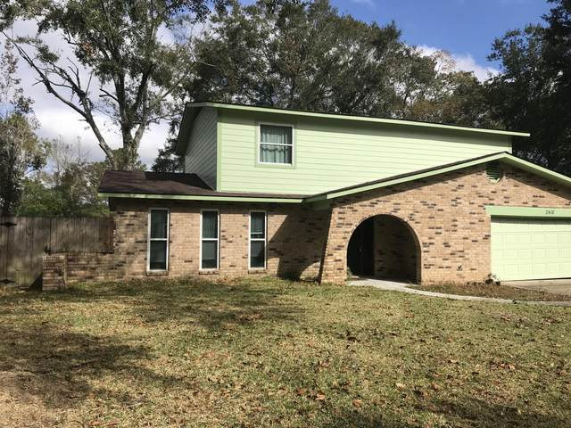 2418 Northridge Dr, Gautier, MS 39553 (MLS #368301) :: Berkshire Hathaway HomeServices Shaw Properties