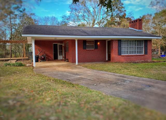121 Gahan Dr, Gulfport, MS 39503 (MLS #368304) :: Berkshire Hathaway HomeServices Shaw Properties