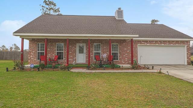 21520 W Edgewood Dr, Saucier, MS 39574 (MLS #368375) :: Berkshire Hathaway HomeServices Shaw Properties