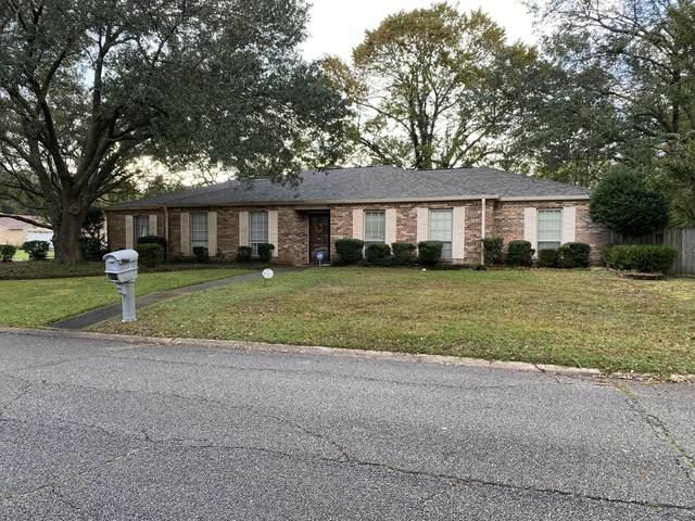 4041 Sandridge Dr, Gautier, MS 39553 (MLS #368401) :: Berkshire Hathaway HomeServices Shaw Properties