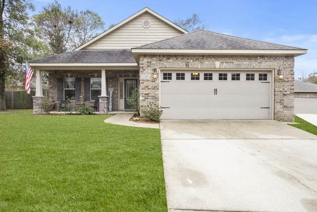13246 Meadowland Ct, Gulfport, MS 39503 (MLS #368434) :: Berkshire Hathaway HomeServices Shaw Properties