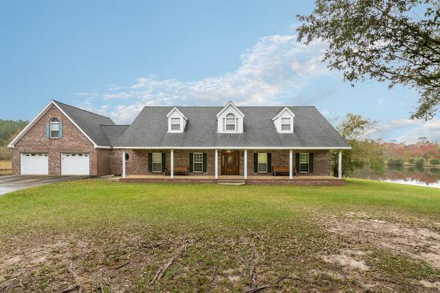 2525 Bouie Rd, Poplarville, MS 39470 (MLS #368463) :: Berkshire Hathaway HomeServices Shaw Properties