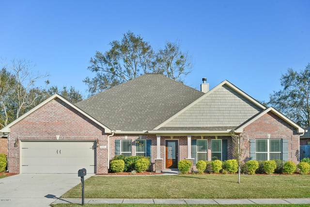 14 Estate Dr, Long Beach, MS 39560 (MLS #368466) :: The Demoran Group of Keller Williams