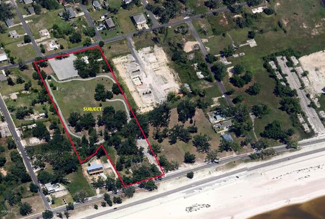 452 W Beach Blvd, Long Beach, MS 39560 (MLS #368471) :: Coastal Realty Group