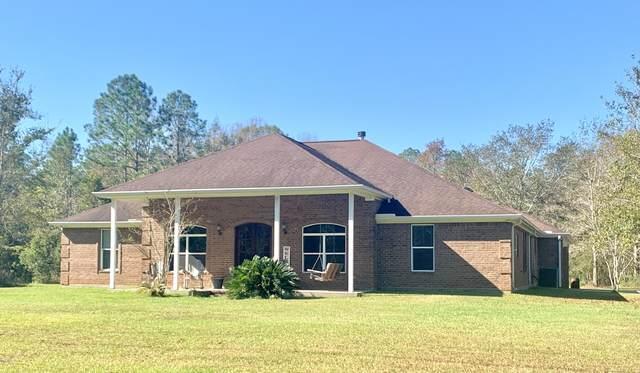 10201 Flintridge Dr, Moss Point, MS 39562 (MLS #368475) :: Berkshire Hathaway HomeServices Shaw Properties