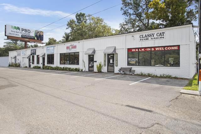 1816 Bienville Blvd, Ocean Springs, MS 39564 (MLS #368480) :: Coastal Realty Group