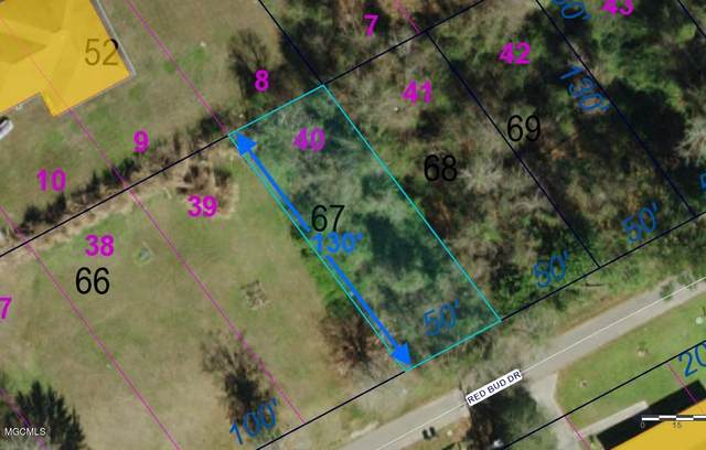 Lot 40 Red Bud Dr, Kiln, MS 39556 (MLS #368487) :: Berkshire Hathaway HomeServices Shaw Properties