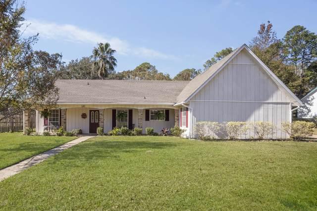 141 Linnet Dr, Ocean Springs, MS 39564 (MLS #368497) :: Berkshire Hathaway HomeServices Shaw Properties