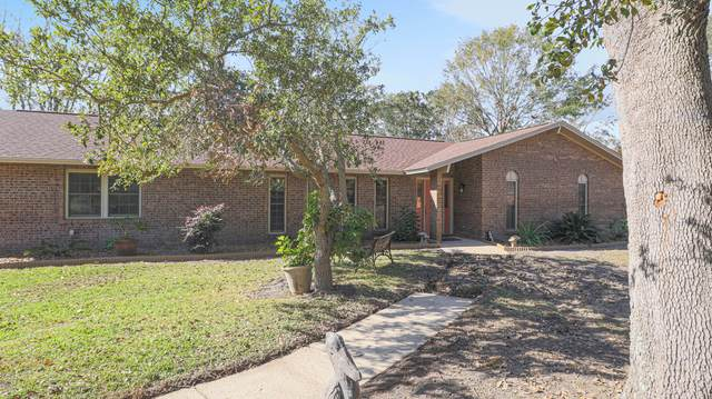 43 Greenbriar Dr, Gulfport, MS 39507 (MLS #368502) :: The Sherman Group