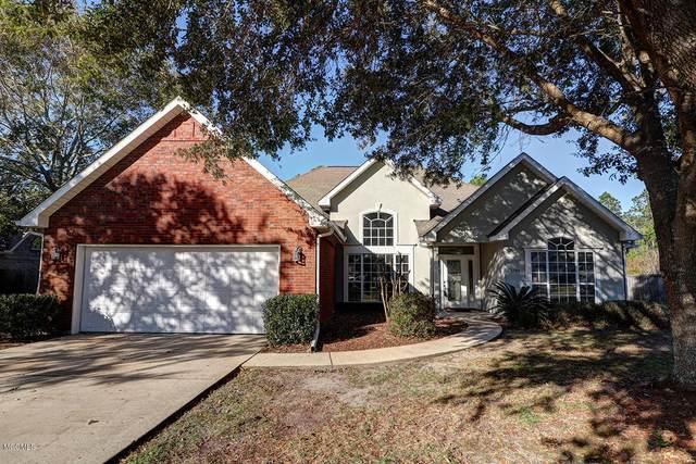 1705 Shelby Ln, Ocean Springs, MS 39564 (MLS #368539) :: Berkshire Hathaway HomeServices Shaw Properties