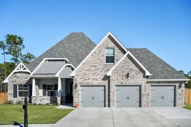 2962 Juliette Dr, Ocean Springs, MS 39564 (MLS #368571) :: Berkshire Hathaway HomeServices Shaw Properties